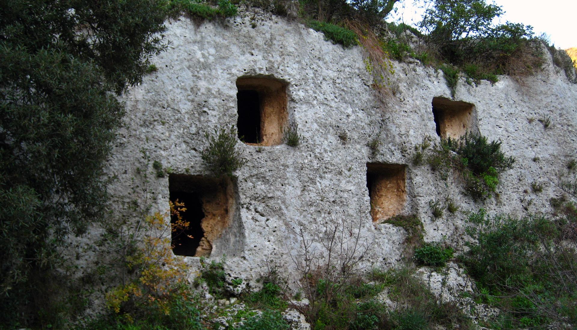 Necropoli di Pantalica