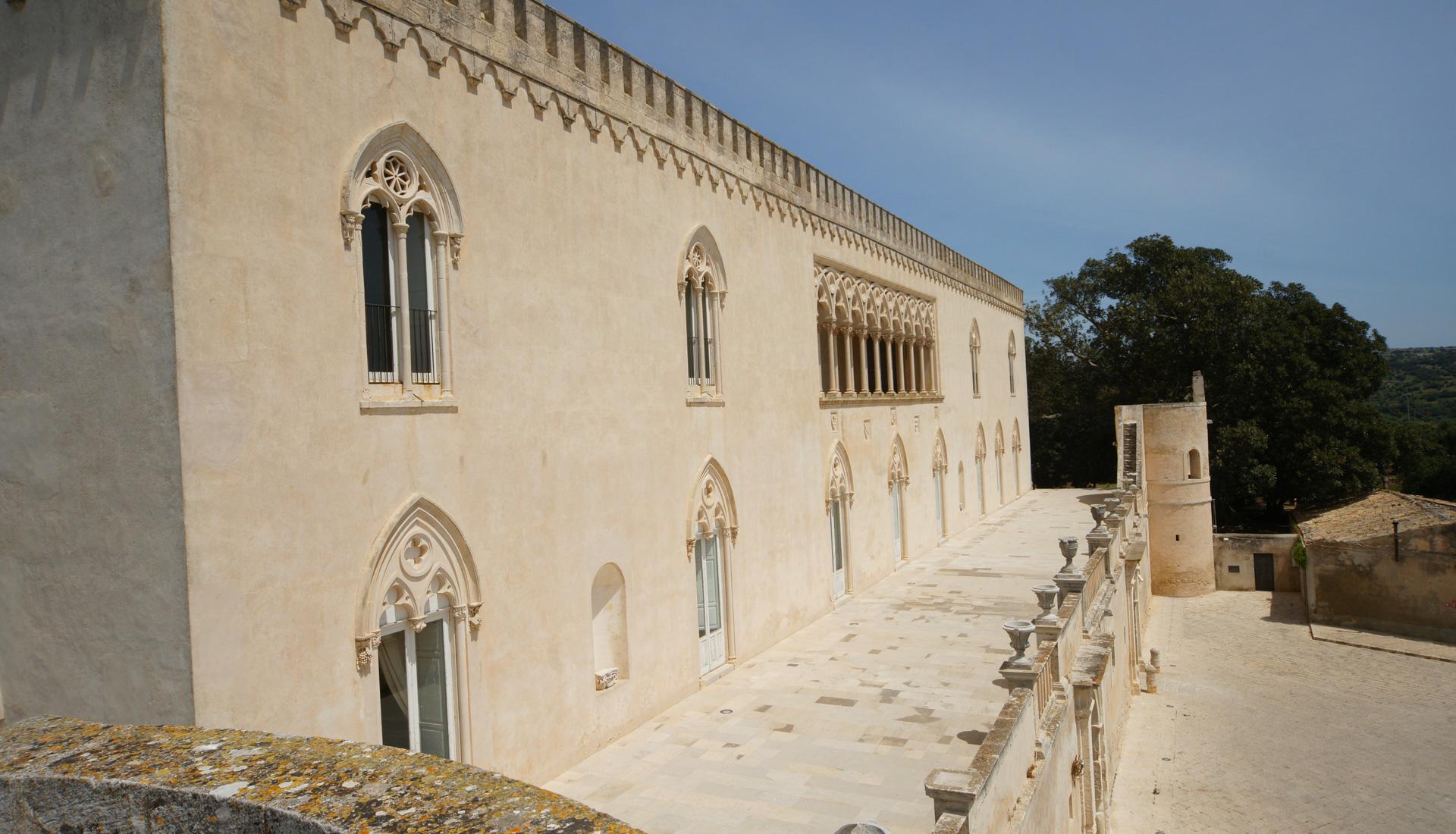 Castello Donnafugata