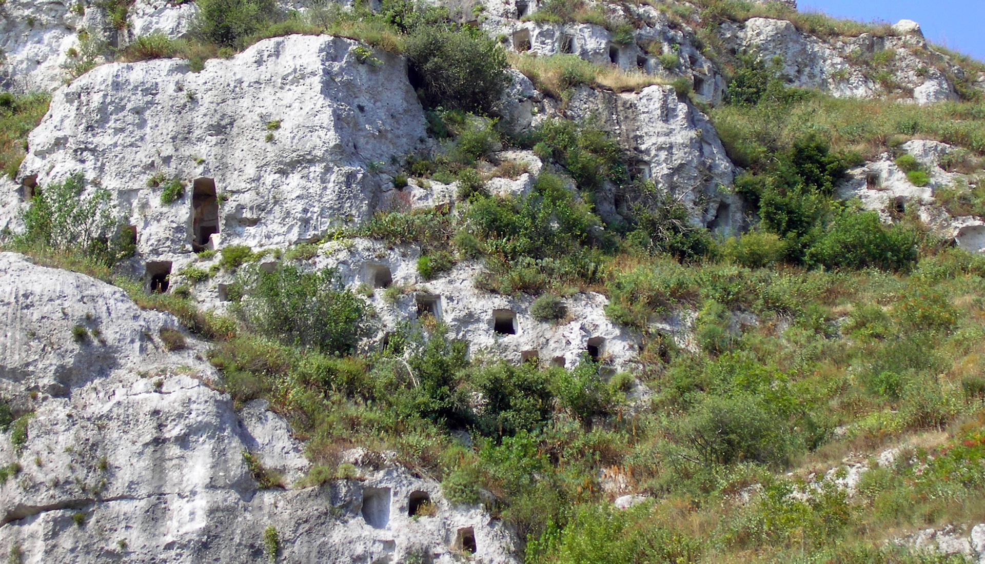 Necropoli Finocchito