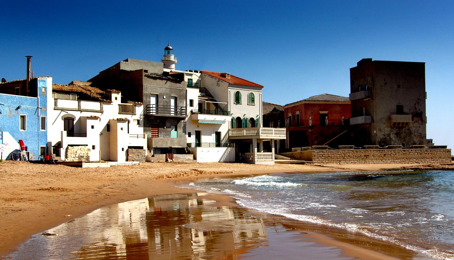 Punta Secca Casa Montalbano